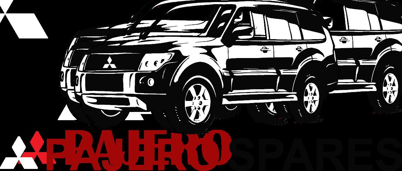 Pajero Spares Logo